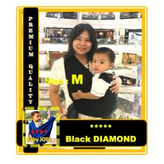 Diskon Baby Jose Premium Q Gendongan Bayi M Black Diamond Selendang Bayi Gendongan Kaos Geos Simple Praktis Ga Ribet Padie Padie