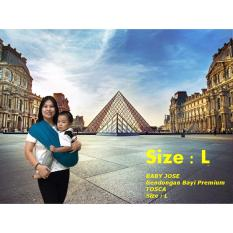 Harga Gndongan Premium Baby Jose Size L Tosca Geos Gendongan Bayi Kaos Selendang Bayi Perlengkapan Bayi Baru