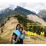 Diskon Gendongan Premium Baby Jose Size M Sky Geos Gendongan Bayi Kaos Selendang Bayi Perlengkapan Bayi Jawa Timur