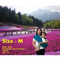 Ongkos Kirim Gendongan Premium Baby Jose Size M Tosca Geos Gendongan Bayi Kaos Selendang Bayi Perlengkapan Bayi Di Jawa Timur