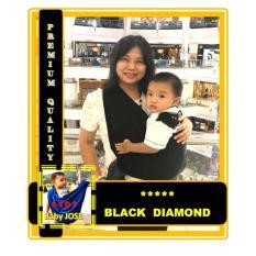 Diskon Baby Jose Premium Q Gendongan Bayi Kaos Xl Black Diamond Geos Gendongan Bayi Selimut Bayi Padie Padie