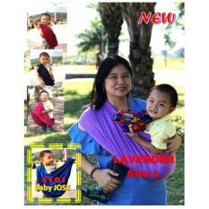 Penawaran Istimewa Baby Jose Premium Q Gendongan Bayi Kaos L Lavender Geos Gendongan Kaos Selendang Bayi Simple Praktis Ga Ribet Perlengkapan Bayi Padie Terbaru