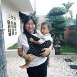 Jual Baby Jose Premium Q Gendongan Bayi Kaos Size S Salur Grey Black Geos Selendang Bayi Perlengkapan Bayi Baru