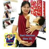 Toko Padie Baby Jose Premium Q Gendongan Bayi Kaos Xl Red Maroon Geos Gendongan Bayi Selimut Bayi Perlengkapan Bayi Online Terpercaya