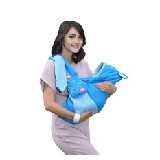 Beli Baby Joy Gendongan Samping Topi Melody Series Warna Biru Bjg2010 Indonesia