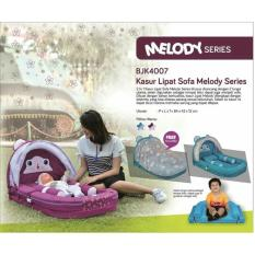 Baby Joy - Kasur Lipat Sofa Melody Series - BJK 4007