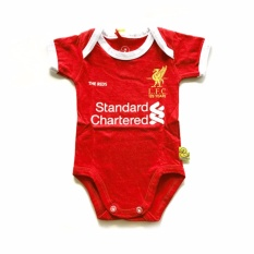 Beli Baby Jumper Bodysuit Bola Bayi The Reds Bodysuit Baju Bola Bayi Untuk Bayi 12 Bulan Terbaru