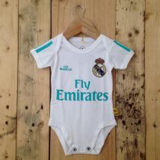 Jual Baby Jumper Jersey Real Madrid Home New Season Murah Di Jawa Barat