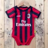 Review Baby Jumpsuit Ac Milan New Season