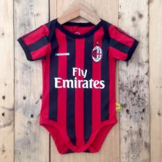 Review Baby Jumpsuit Ac Milan New Season Terbaru