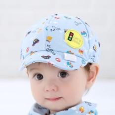 Anak Bayi Anak Laki-laki Anak Perempuan Topi Balita Bayi Mobil Kecil Topi  Baret Baseball 4e04bd257f