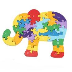 Anak-anak Anak-anak Perkembangan Intelektual Pendidikan Kayu Mainan Lucu-Intl -- Intl