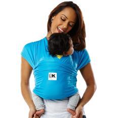 Jual Baby K Tan Baby Carrier Active Ocean Blue M Branded Original