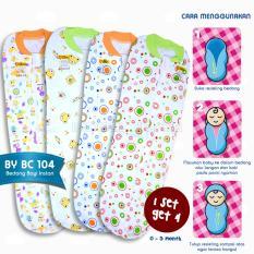 Iklan Bedong Bayi Instan Simpel Murah Baby Leon Pakaian Anak Baby New Born 4Pcs 100 Cotton Katun Berkerah Bc 104 Mix Colour