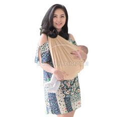 Jual Baby Leon Gendongan Bayi Kaos Geos Selendang Bayi Praktis By 44 Gb Polos Ukuran L Coklat Susu Jawa Timur