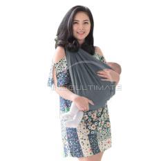 Top 10 Baby Leon Gendongan Bayi Kaos Geos Selendang Bayi Praktis By 44 Gb Polos Ukuran S Dark Grey Online