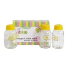 Beli Baby Pax Botol Asi Kaca 150Ml Bba002 Baby Pax Murah