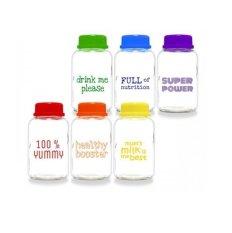 Ongkos Kirim Baby Pax Botol Asi Kaca 150Ml Isi 6 Rainbow Di Dki Jakarta