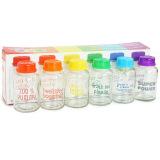 Harga Baby Pax Botol Asi Kaca Rainbow Bba009 6 Pcs Asli