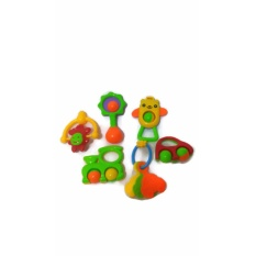 Beli Baby Rattle Playset Kerincingan Mainan Bayi Murah