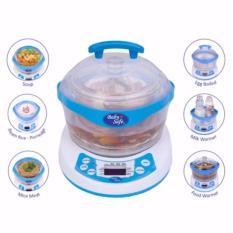 Toko Baby Safe 10 In 1 Multifunction Steamer Baby Safe