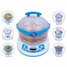 Beli Baby Safe 10In1 Multifunction Cooking Steamer Lb005 Online Indonesia