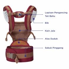Harga Baby Safe Baby Hip Seat Carrier Gendongan Bayi