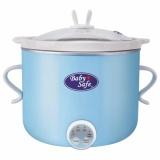 Beli Baby Safe Baby Slow Cooker Digital 8L Lb007 Baby Safe Dengan Harga Terjangkau