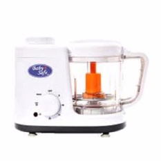 Baby Safe Food Maker Steam & Blend / Blender Makanan Bayi