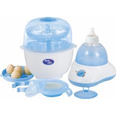 Beli Baby Safe Lb309 Multi Function Bottle Sterilizer Alat Steril Botol Botol Susu Penghangat Asi Beku Anak Bayi Babysafe Baby Safe Online