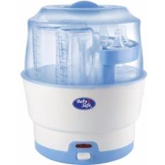 Harga Baby Safe Lb317 6 Bottle Express Steam Steriliser Alat Steril 6 Botol Susu Anak Bayi Babysafe Yg Bagus