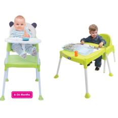 BABY SAFE SEPARABLE HIGH CHAIR/ KURSI MAKAN BAYI
