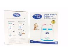 Jual Baby Safe Twin Bottle Warmer Penghangat Susu Asi Dan Air Minum Bayi Jawa Barat Murah