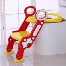 Harga Baby Safe Uf005 Step Ladder Potty Red Kursi Toilet Training Tangga Pispot Dudukan Anak Merah Wc Jamban Babysafe Satu Set