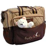 Katalog Baby Scots Embroidery Diaper Bag Tas Bordir Boneka Terbaru