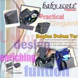 Harga Baby Scots Platinum Mommy Bag 20 Cokelat Online