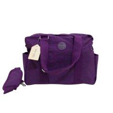 Beli Baby Scots Platinum Mommy Bag 59 Ungu Baby Scots Murah