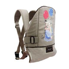 Baby Scots Print Baby Carrier ISG002 Gendongan Ransel