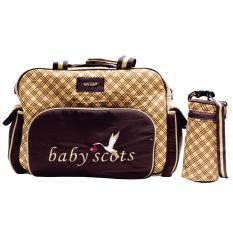 Beli Baby Scots Scots Berry Bag 4 Coklat Jawa Barat
