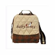 Harga Wulanda Tas Bayi Baby Scots Alumunium Foil Coler Bag Terbaik