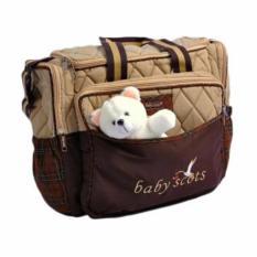 Wulanda tas bayi besar baby scots boneka