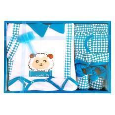Spesifikasi Baby Set Kiddy Boys 11161 Biru Murah
