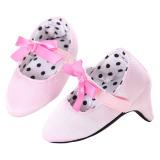 Beli Bayi Shoes Anak Sepatu Bersol Lembut High Heels Satunya Anak Xue0013 Pink Dengan Kartu Kredit