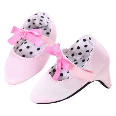 Review Bayi Shoes Anak Sepatu Bersol Lembut High Heels Satunya Anak Xue0013 Pink Oem