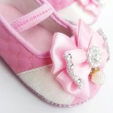 Baby Shop Sepatu Bayi Pita Warna Pink