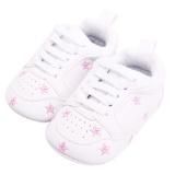 Harga Olahraga Bayi Sepatu Balita Bayi Bintang Pola Soft Sole Prewalker Sepatu Intl Lengkap
