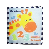 Review Baby Talk Softbook Garanimals Terbaru