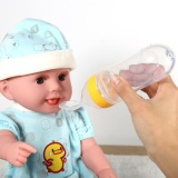 Review Bayi Balita Cangkir 90 Ml Baby Balita Feeding Botol Dengan Sendok Sereal Squeeze Feeder Kuning Intl Oem Di Tiongkok