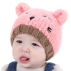 Bayi Balita Gadis Anak Laki-laki Merajut Anak-anak Indah Topi Lembut 92dc8cd33f
