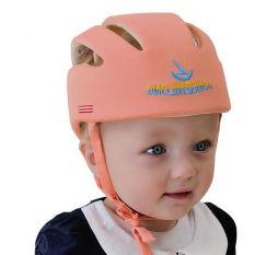 Helm pengaman bayi balita anak Headguard Topi Cap memanfaatkan hadiah yg dpt mengatur Jeruk